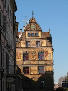 Altstadt, Konstanz, Bodensee, wanderreise, wandern, see