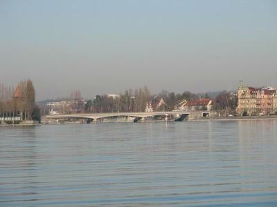Konstanz, bodensee, see, wandern, wanderreise