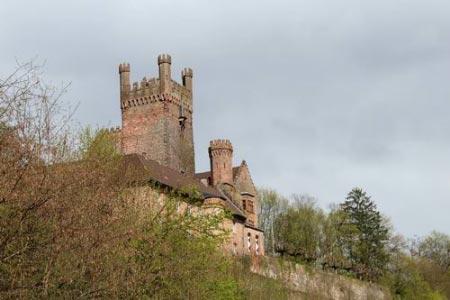 wandern, wandereisen, Neckartal, vier burgen Stadt, Heidelberg, online reisen,